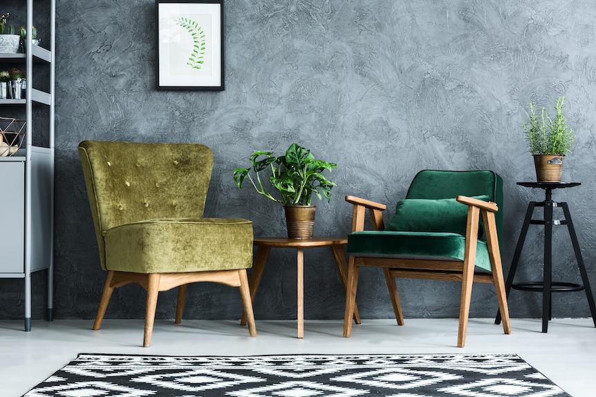 Inredningsstilen.se - Scandinavian Concrete